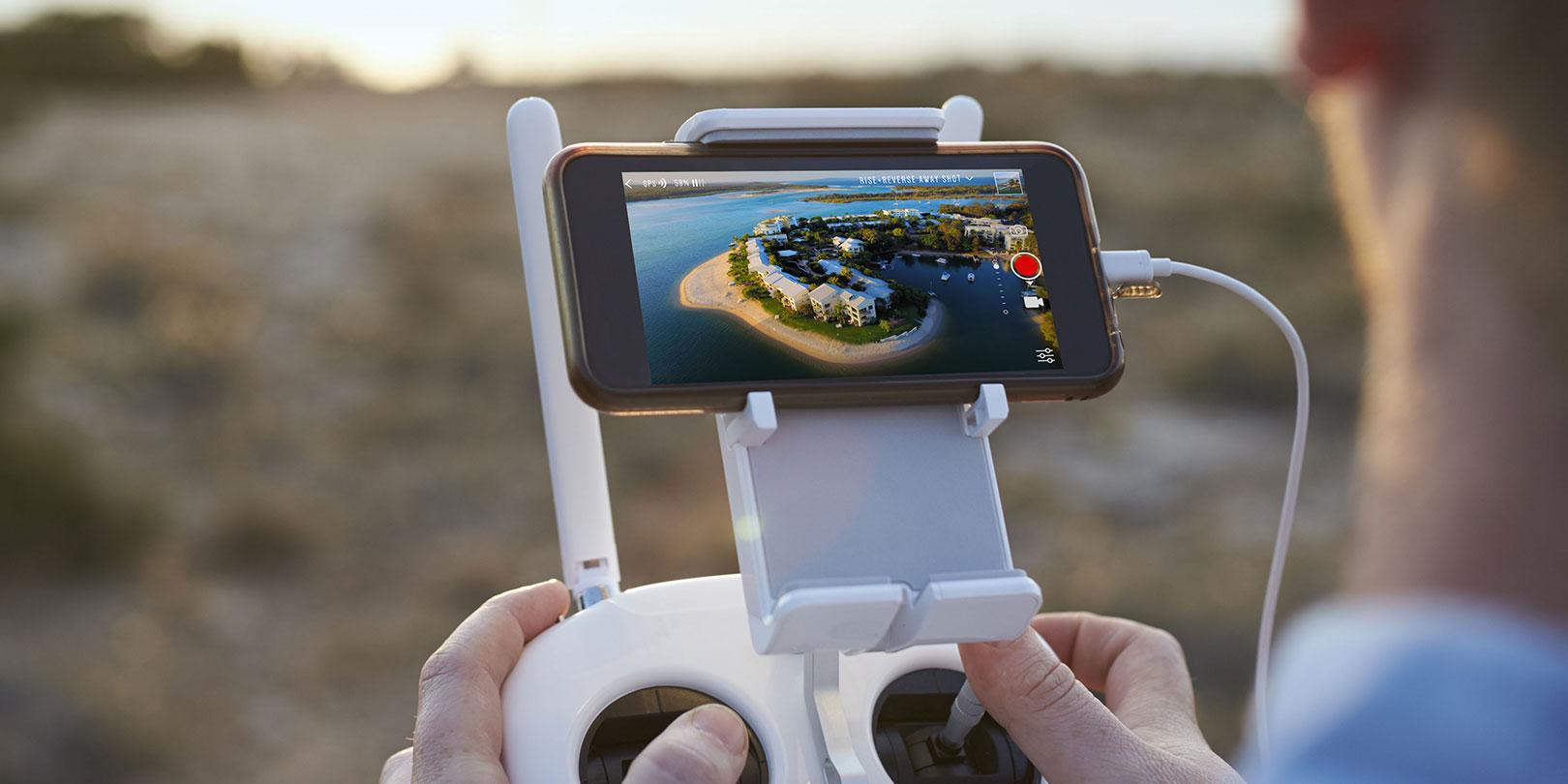 DroneBase Pilot iOS App Update