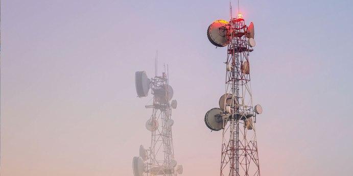 Aerial Inspections for Telecom