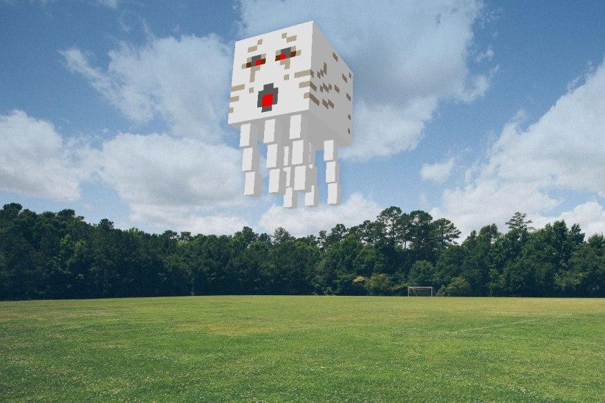 Minecraft-ghost